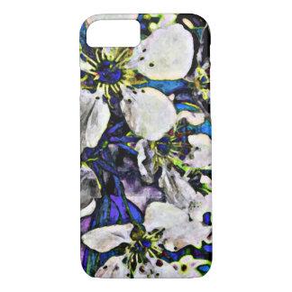 Artsy Fantastic Floral Designer iPhone 7 case