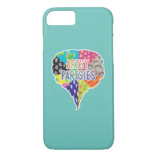 Artsy Fartsies iPhone 8/7 Case