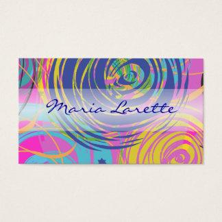 ARTSY FARTSY Artist Designer Card