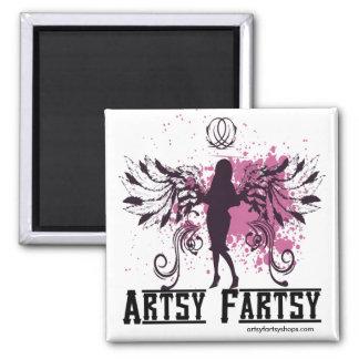 Artsy Fartsy Magnet