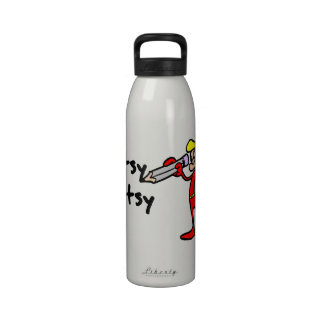 Artsy Fartsy Reusable Water Bottle