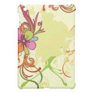 artsy floral bliss vector design iPad mini covers