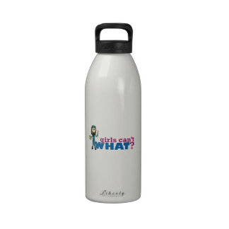 Artsy Girl Water Bottles