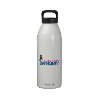 Artsy Girls Reusable Water Bottle