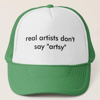 """Artsy"" Hat"