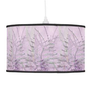Artsy Horsetail Lamp