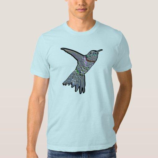 Artsy Hummingbird Tshirts
