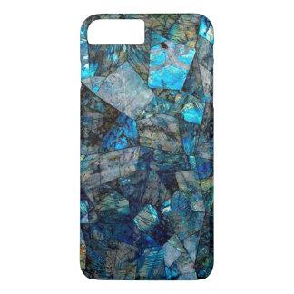 Artsy Labradorite Abstract Gems iPhone 7 Plus Case