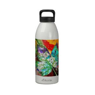 Artsy Leaf Drinking Bottle