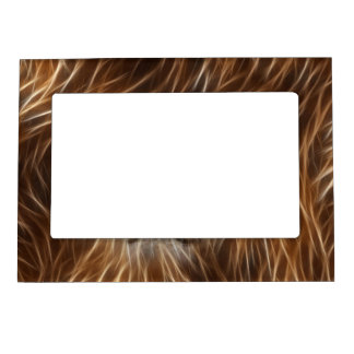 Artsy Lion Magnetic Picture Frames