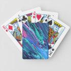 Artsy Modern Art Playing Cards