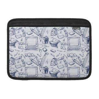 Artsy Office Supplies MacBook Air Sleeves