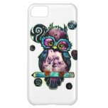 Artsy Owl iPhone 5C Cover