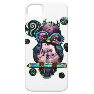 Artsy Owl iPhone SE/5/5s Case