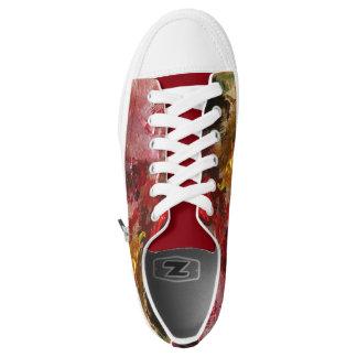 Artsy Paint Palette Shoes