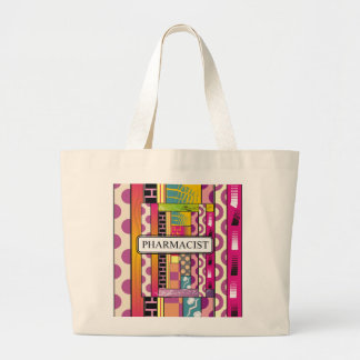 Artsy Pharmacist Gifts Canvas Bag