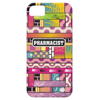 Artsy Pharmacist Gifts iPhone SE/5/5s Case