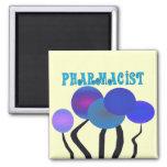 Artsy Pharmcist Gifts Magnet