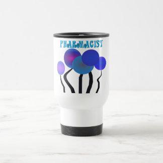 Artsy Pharmcist Gifts Travel Mug