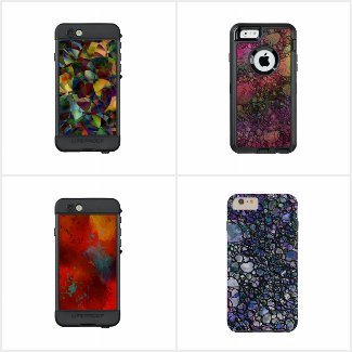 Artsy Phone Cases