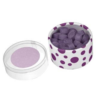 Artsy Purple Stars Gum