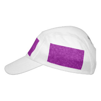 Artsy Purple Stars Headsweats Hat