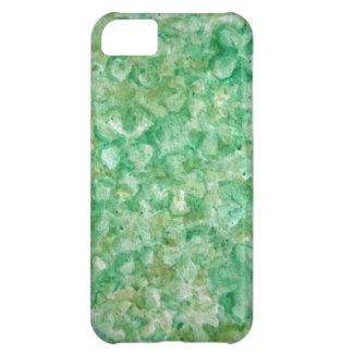 Artsy Shamrock Art Case For iPhone 5C