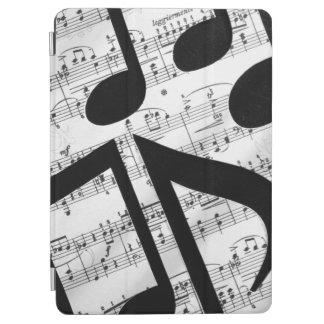 Artsy Sheet Music iPad Air Cover
