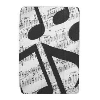Artsy Sheet Music iPad Mini Cover