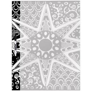 Artsy Star Dry-Erase Boards