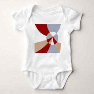 Artsy Tessellation Baby Bodysuit