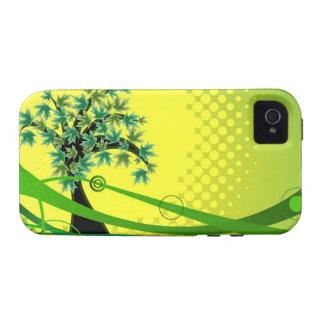 Artsy Tree iPhone 4 Case