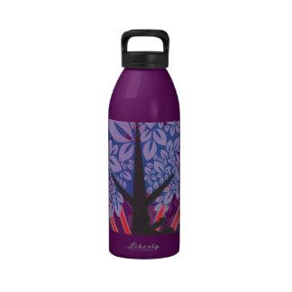 Artsy Tree Reusable Water Bottles