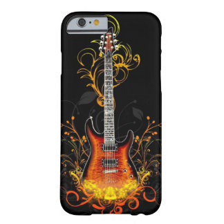 Artsy Vintage Guitar IPhone 6 Case