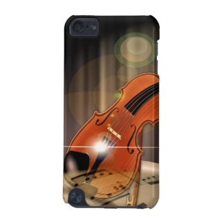 Artsy Violin Music iPod Touch 5G Cover