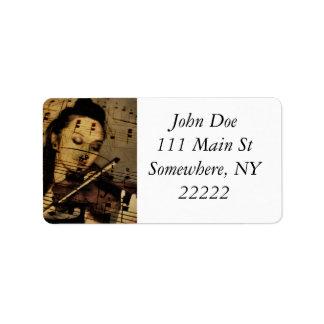 Artsy Violin Music Label