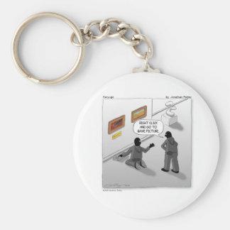 artthief keychain