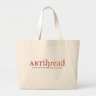 ArtThread Tote Bag Jumbo Tote Bag