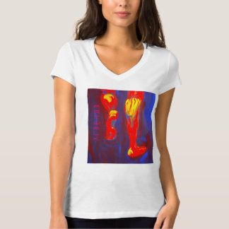 ArtWalk V-Neck T-Shirt