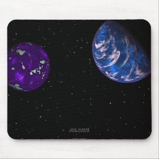 Artwork #0020 mouse pad