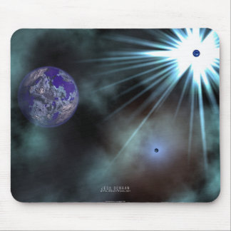 Artwork - #0052 mouse pad