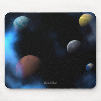 Artwork #0182 mouse pad