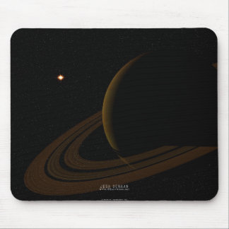 Artwork #0184 mouse pad