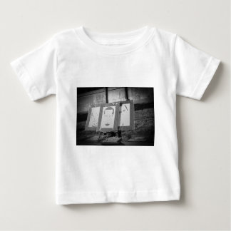 Artwork at Justice or Else Baby T-Shirt
