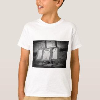 Artwork at Justice or Else T-Shirt