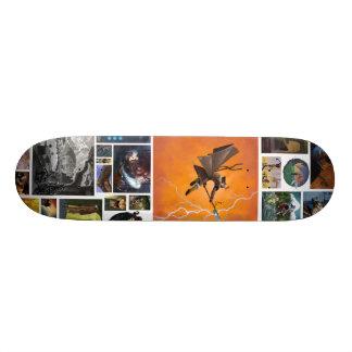 artwork skateboard