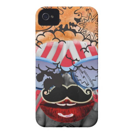 Artworks by Brian Dean iPhone 4 Case-Mate Cases