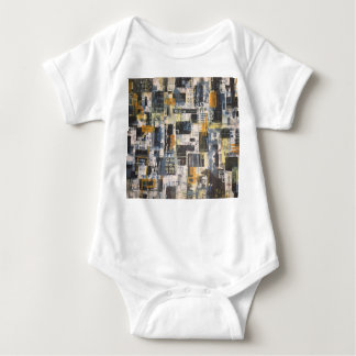 Arty and helps to hide the stains - Infant Jumper Baby Bodysuit