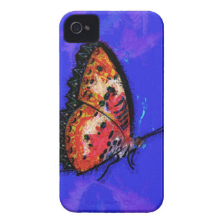 Arty Butterfly, Insect, Wildlife, Bug, Moth iPhone 4 Cover