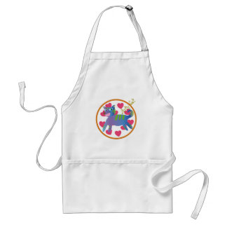Arty Cat Adult Apron